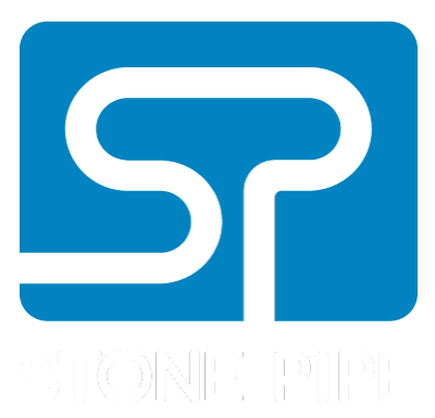 Stone Pipe Logo - Seminole, Texas